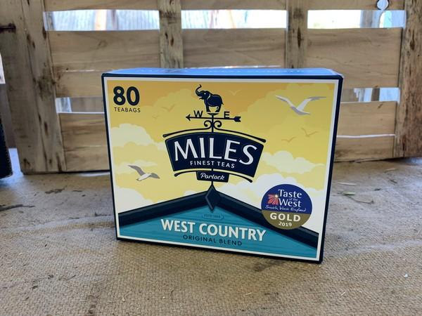 miles tea